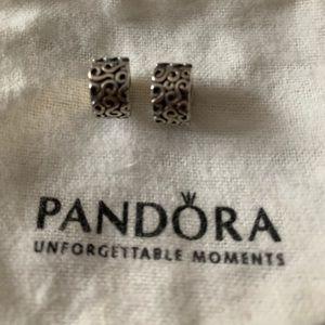 Pandora Clip stopper charm